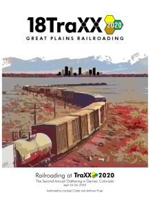 TraXX 2020 Cover